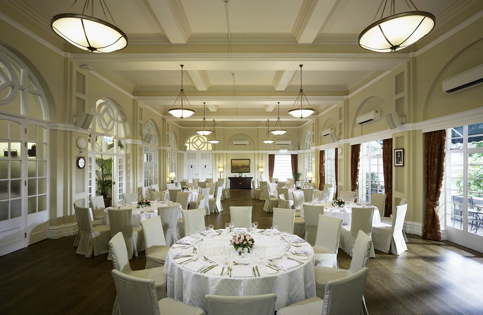 The Helena May Banquet Hall