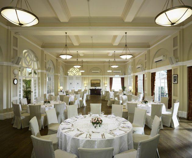 The Helena May Banquet Hall